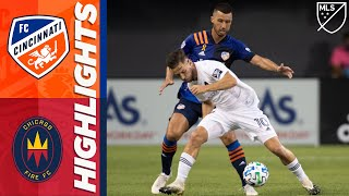 Fc cincinnati seek to avenge last week's 3-0 loss chicago fire when the teams square off for a week 9 showdown at nippert stadium wednesday night.