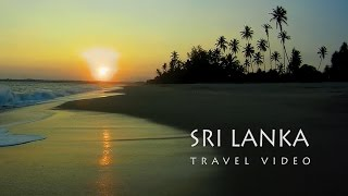 Sri Lanka Backpacking Adventure 2016 | Travel video