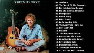 Gordon Lightfoot Playlist Full Album 2020 Gordon Lightfoot Greatest Hits 2020