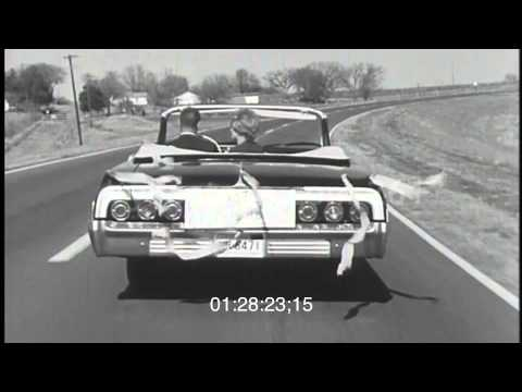 1960s Rural Police Chase
