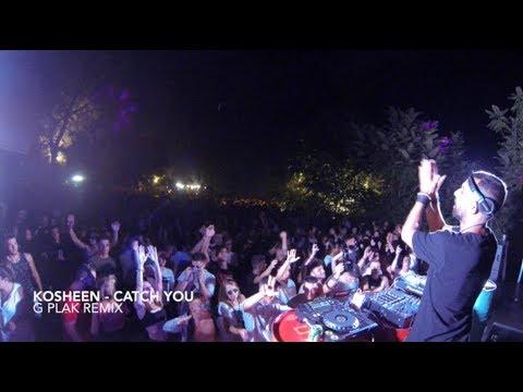 Galatista Festival | G Plak | -  Kosheen - Catch You (G Plak Unreleased Remix)