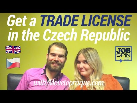 Get a Trade License. Start Freelancing in the Czech Republic. Interview with Movetoprague.com