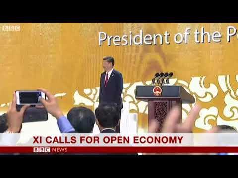 2017 November 10 BBC One Minute World News