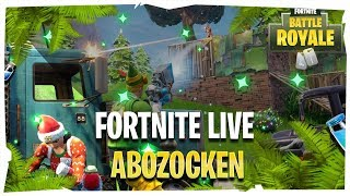 FORTNITE BATTLE ROYALE ABOZOCKEN🔥 | ❄️BATTLE PASS ❄️ | TODAY 975 ABOS?! 💥 - by Bxdyguard