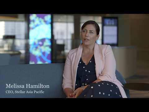 PwC's Digital IQ Australian Perspectives - Stellar's Melissa Hamilton