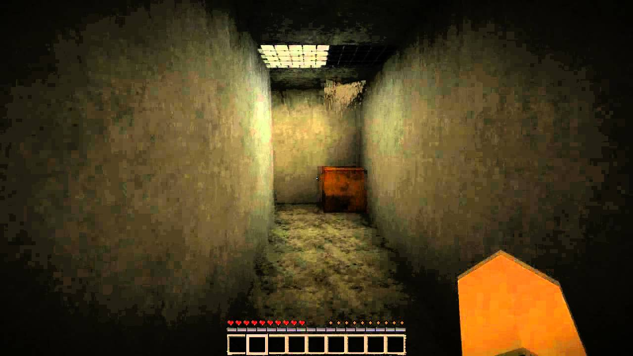 MINECRAFT Horror Map Concept YouTube - Horror maps fur minecraft