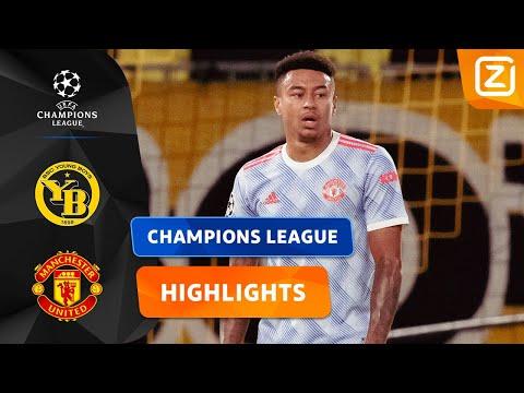 EEN ONGELOOFLIJKE BLUNDER... 😨 | Young Boys vs Man United | Champions League 202