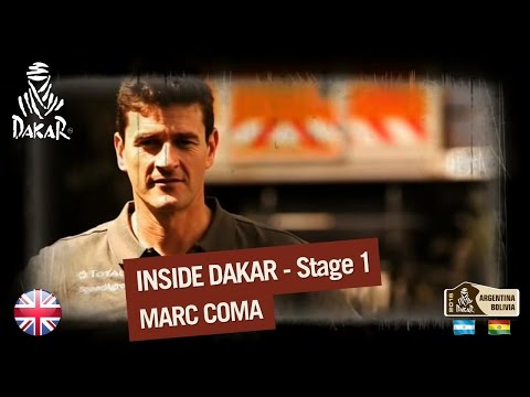 Stage 1 - Inside Dakar 2016 - Marc Coma's new life