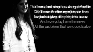 Secrets - OneRepublic (Cover by Tiffany Alvord & The Piano Guys) Lyrics