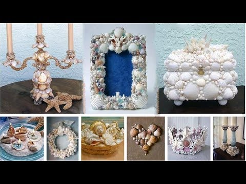 unique-seashell-crafts-ideas-on-pinterest
