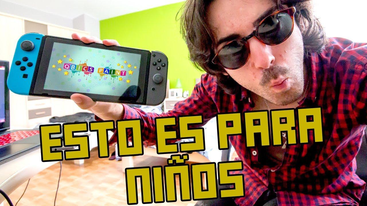 Este Si Que Es Un Juego Para Ninos Exclusivo De Nintendo Switch