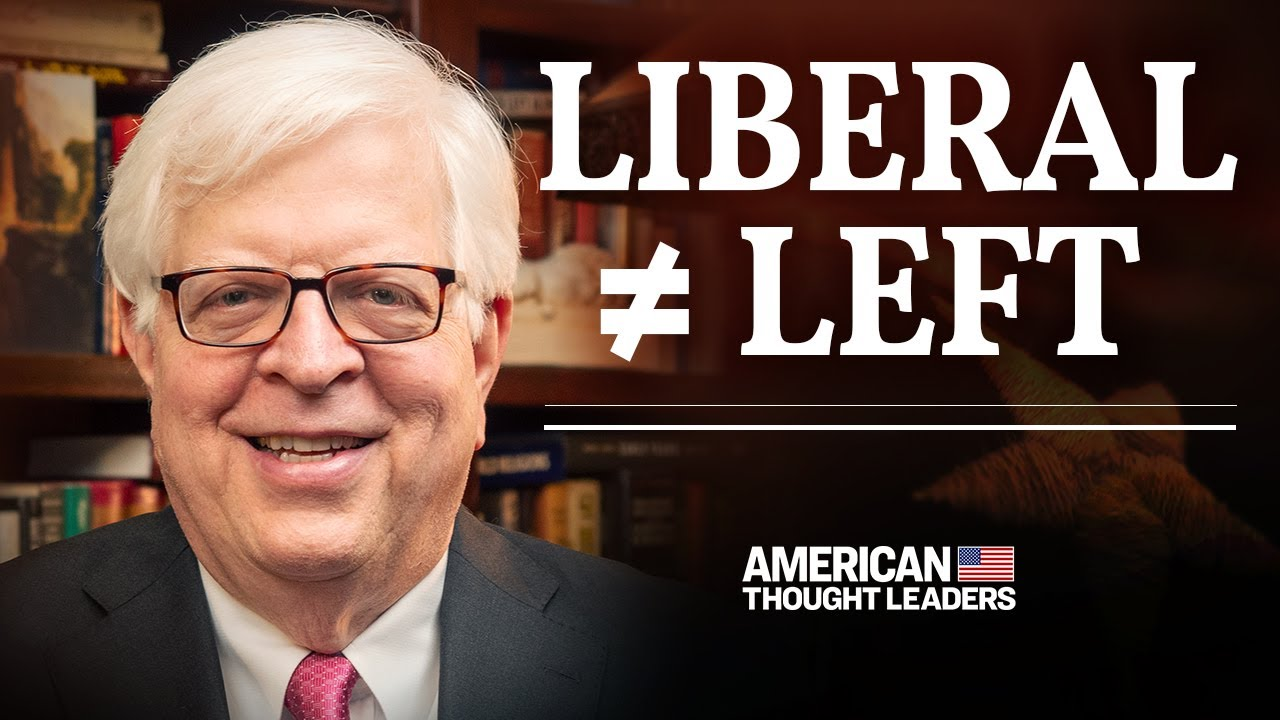 """The Undoing of American Liberty""—Dennis Prager Talks Communism, Cancel Culture & Systemic Racis"