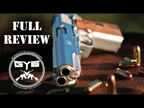 Double Barrel 1911 |FULL REVIEW| (AF2011a1)
