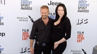 laura prepon and ben foster 2017 spirit awards arrivals
