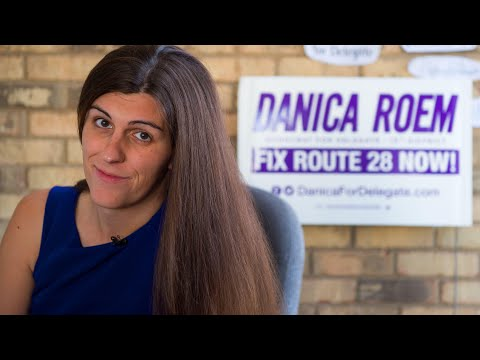 Danica Roem: the transgender woman making political history