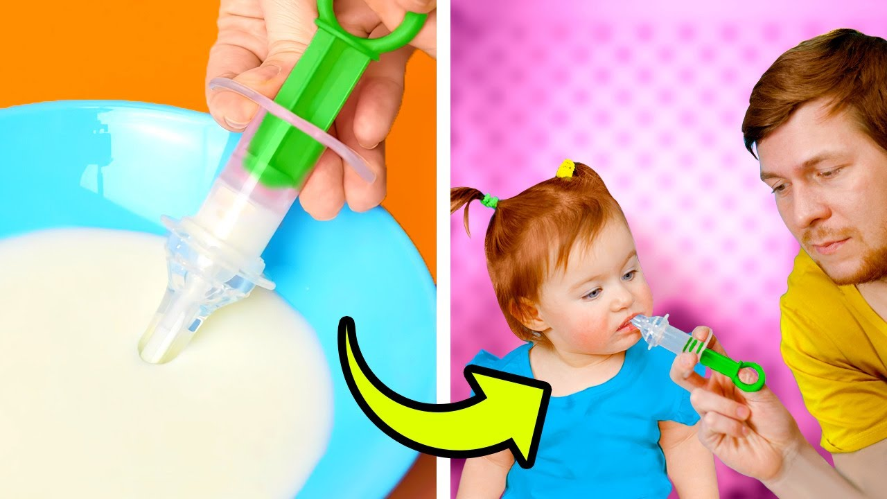DAD CAN FEED! || Fantastic Parenting Gadgets And Hacks That Will Make Your Life Easier