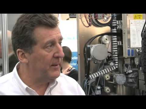 John Mayes, Managing Director, The Paragon Group at Southern Manufacturing 2013