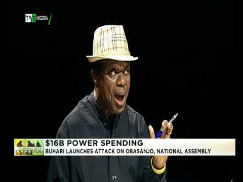 JOURNALIST HANGOUT 23rd May, 2018 | 16 Billion Power Spending