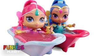 Shimmer and Shine Slime Bath Surprises LOL Surprise Series 2 & Paw Patrol