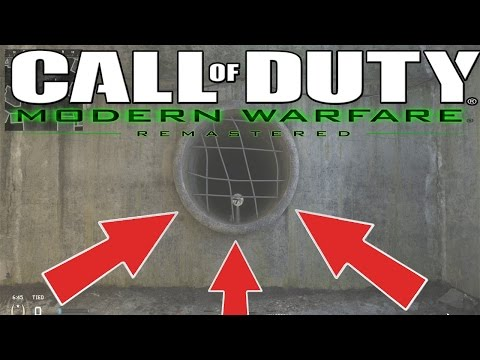 5 Secret Spots in Modern Warfare Remastered (MWR 5 Things)