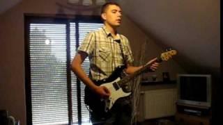 Digitalism - Pogo - guitar cover by Number 15