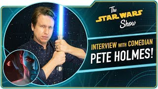 Thrawn: Treason Exclusive Preview and Pete Holmes Talks the Hero's Journey