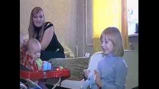 Горожане подарили многодетной матери квартиру