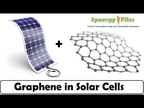 How Graphene is taking Solar Cells to the next level