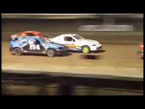 Ransomville Speedway 4 Cylinder Feature 7-29-16