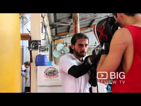 Boxing Club Tractor Boxing Gym Adelaide for Personal Trainer and Boxing Classes