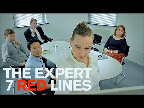 The Expert Short Comedy Sketch