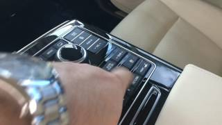Inside the Hyundai EQUUS Ultimate Package