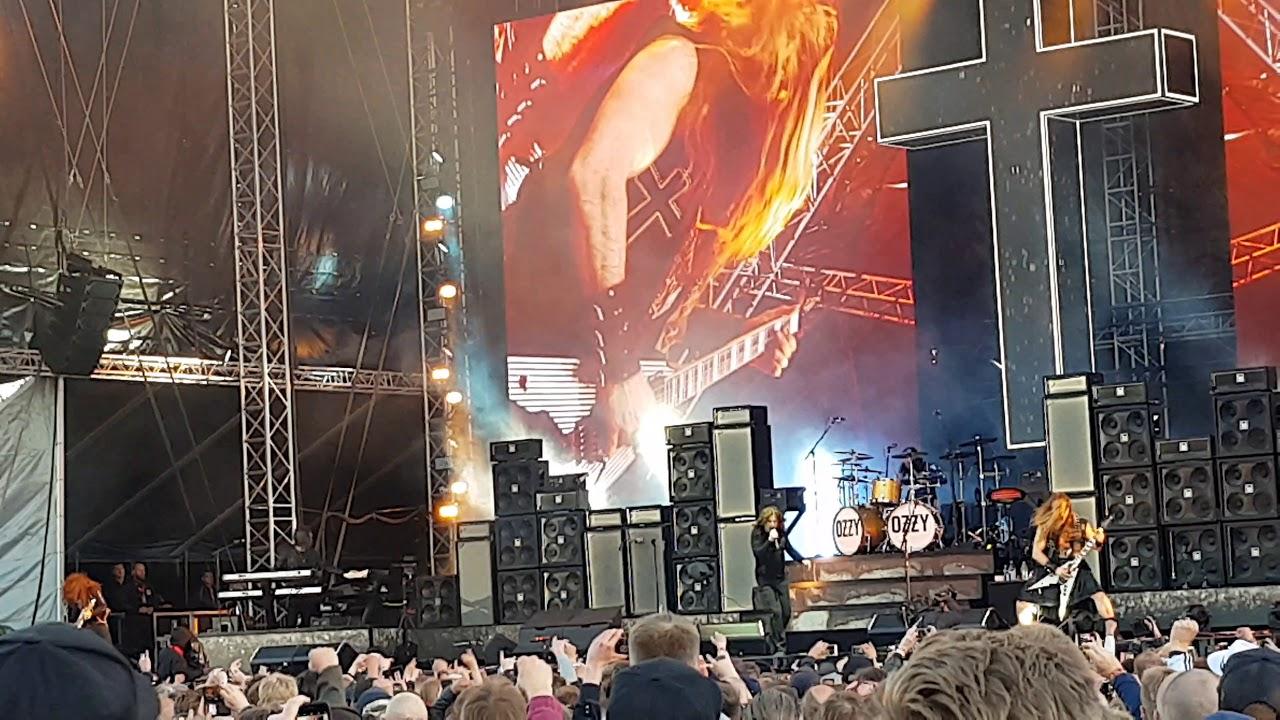 Ozzy Osbourne Suomi