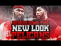 DEMARCUS COUSINS TRADE   REBUILDING THE NEW LOOK PELICANS  NBA 2K17 MY LEAGUE