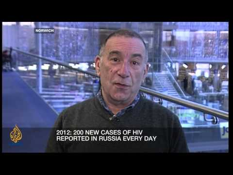 Inside Story - Why do HIV cases keep rising in Russia?