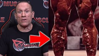Nick Walker's Veins: The REAL Story & Dispelling Myths!