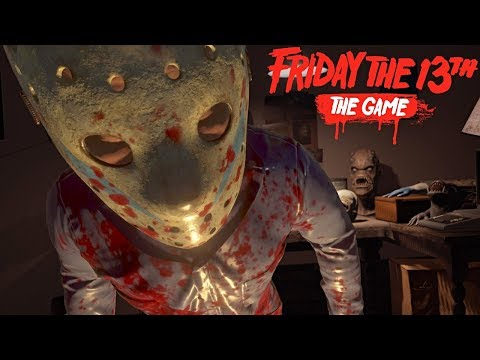 Making Jasons Rage Quit! Level 150 Squad - FRIDAY THE 13TH [PS4]