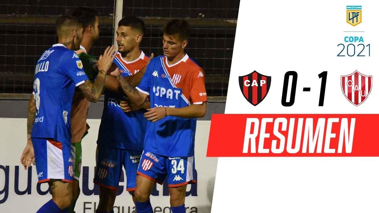 ¡TRIUNFAZO TATENGUE EN PARANÁ! | Patronato 0-1 Unión de Santa Fe | RESUMEN