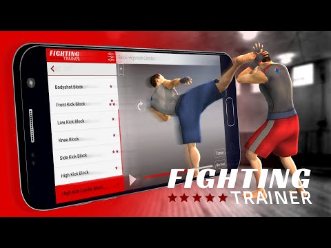 Fighting Trainer Trailer