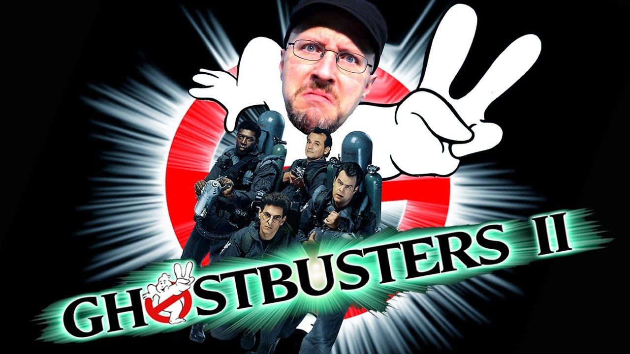 ghostbusters 2 nostalgia critic youtube