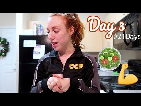 Day 3: Healthy Vegan Grocery Haul! #21Days