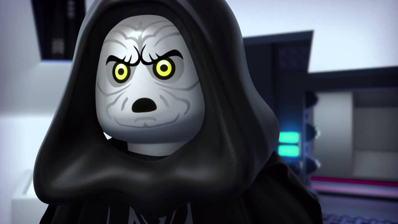 """The Hunt for Luke Skywalker  - LEGO Star Wars - """"The New Yoda Chronicles"""" Ep. 7 #1"""