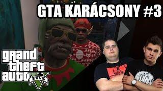 GTA KARÁCSONY #3 x UNFIELD | TURF WARS
