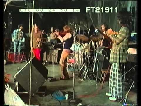 Frank Zappa & Mothers Of Invention - Stockholm, Sweden 8.21.73