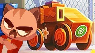 ЧТО?! ОПЯТЬ?! ► CATS: Crash Arena Turbo Stars |30|