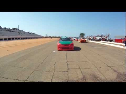 Monte Car Racing Luanda Race 2012