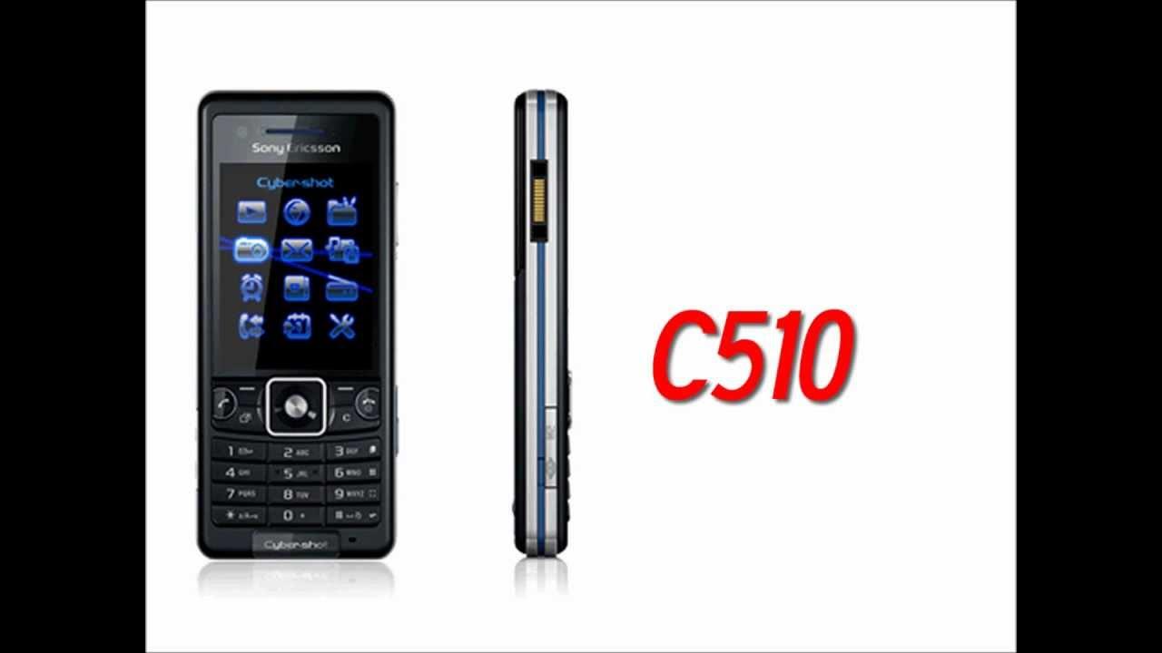 Sony Ericsson C510 Softwares