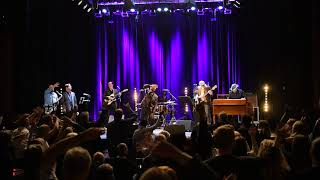 "Don Bryant ""I Can't Stand the Rain"" live @ Cosmopolite Oslo"