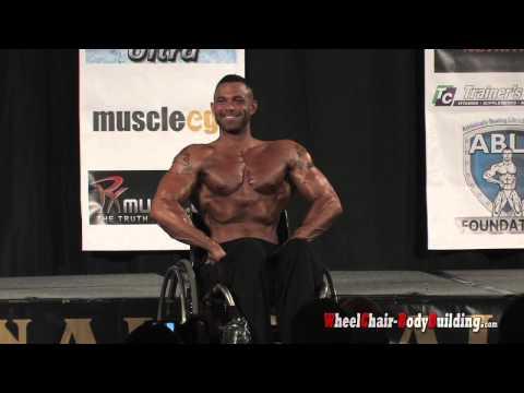 Kyle Roberts - 2012 NPC USA Wheelchair Championship