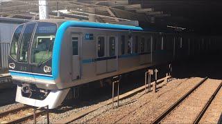 【とうざいせん】東京メトロ東西線 15000系@西船橋駅